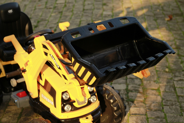 Excavator electric JS328 90W 12V STANDARD #Galben 4