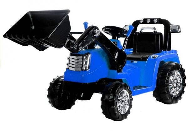 Excavator electric ZP1005 V12 STANDARD #Albastru 0