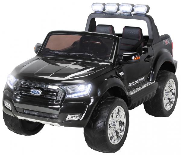 Masinuta electrica Ford Ranger WildTrak STANDARD 2x 35W 12V #Negru 0
