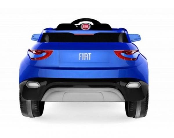 Masinuta electrica Fiat FCC4 2x25W 12V STANDARD #Albastru 0