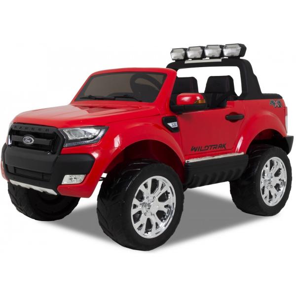 Masinuta electrica Ford Ranger 4x4 PREMIUM 4x35W #Rosu 0