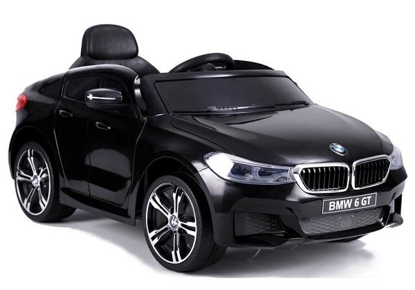 Masinuta electrica Bmw Seria 6 GT 12V PREMIUM #Negru 0