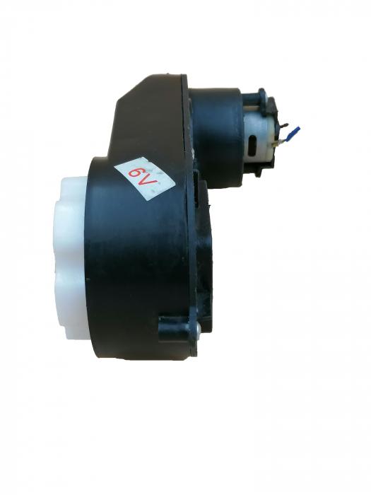 Motoras electric si reductor 6V pentru atv 3