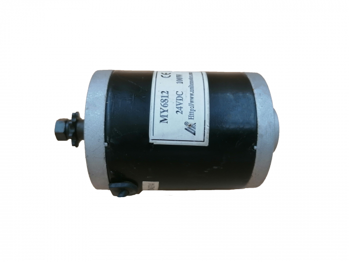 Motor atv electric de 100W 24V 3