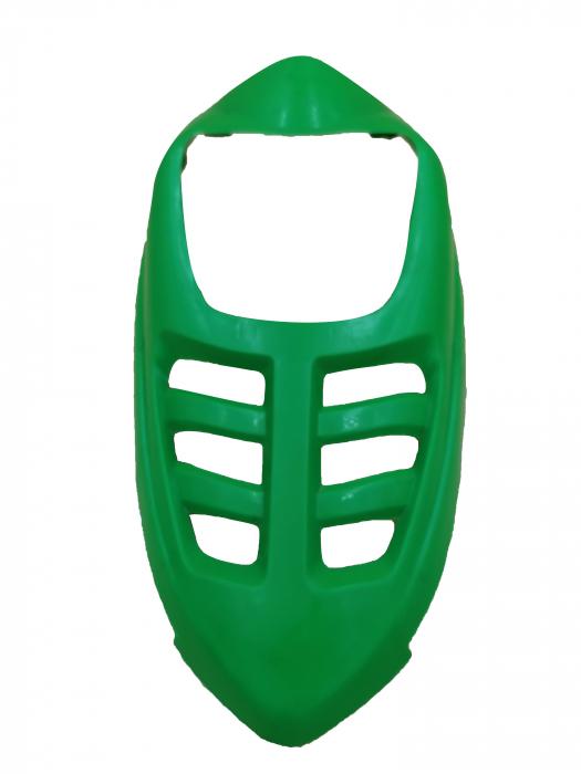 Masca far pentru atv electric bigfoot culoare verde 3