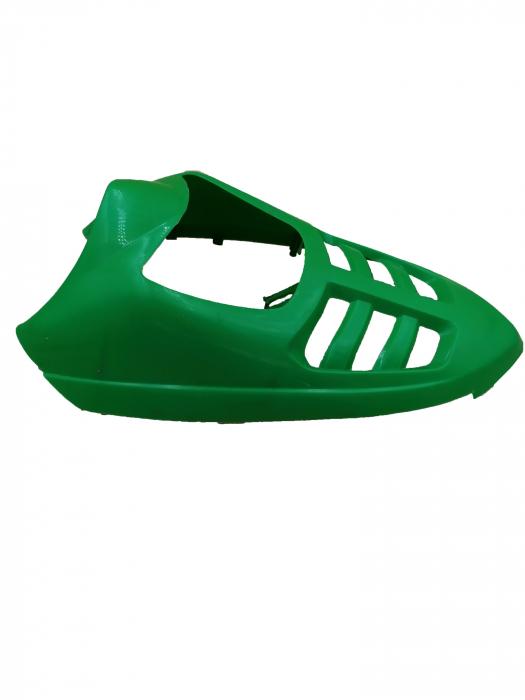 Masca far pentru atv electric bigfoot culoare verde 1