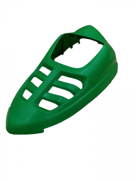 Masca far pentru atv electric bigfoot culoare verde 2