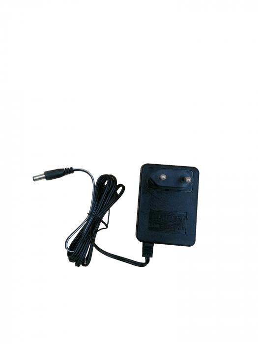 Incarcator 12V 500mA pentru masinuta electrica [0]
