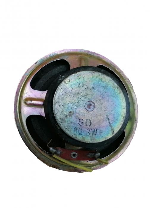 Difuzor masinuta electrica 3W 1