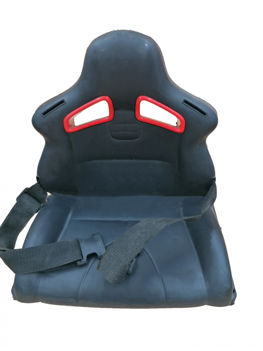 Scaun din plastic pentru masinuta Nissan GT-R [2]