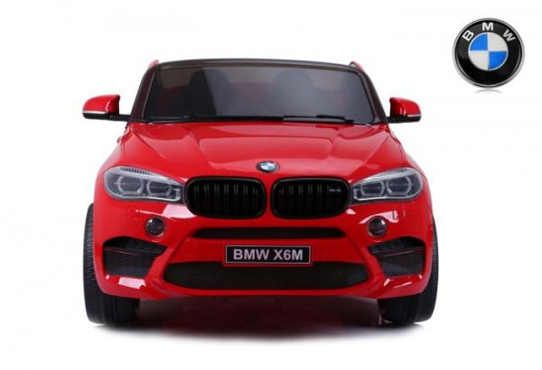 Masinuta electrica BMW X6M 12V XXL PREMIUM #Rosu 0