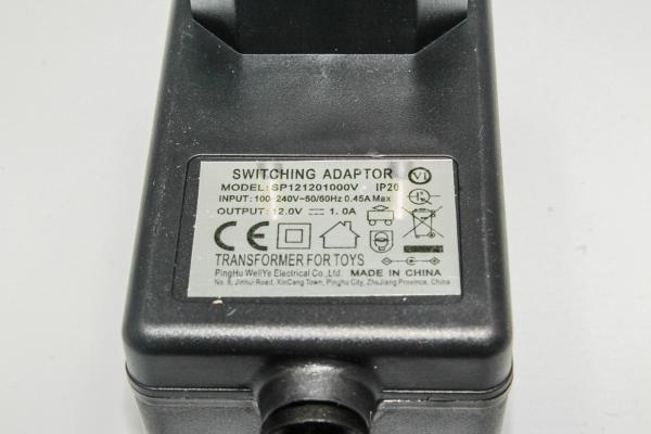 Incarcator 12V 1000MAh pentru masinuta electrica 2