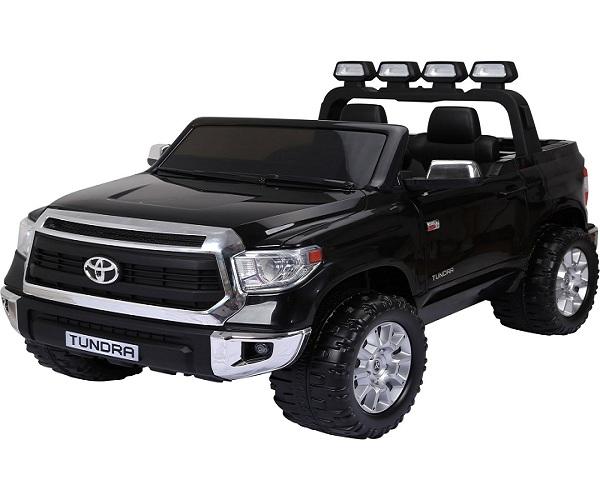 Masinuta electrica Toyota Tundra 2x45W PREMIUM #Negru 0