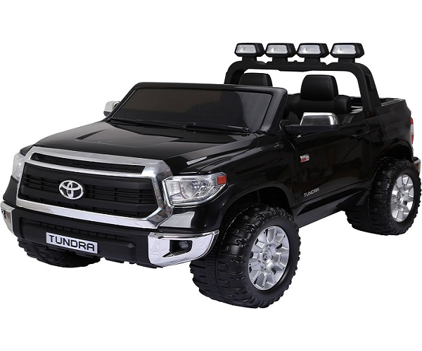 Kinderauto Toyota Tundra 2x45W PREMIUM #Negru 0