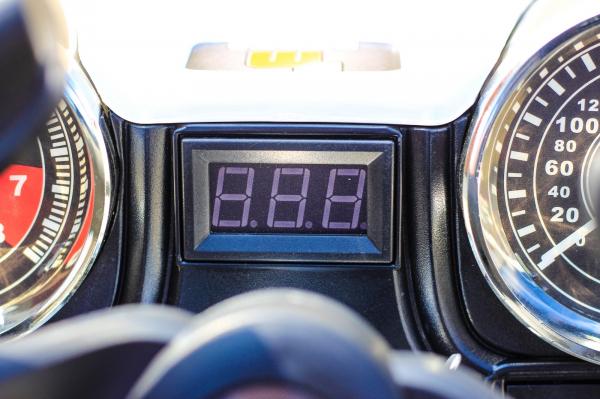 Kart Electric Dooma GO! KART 2x 35W 12V STANDARD #Alb 15