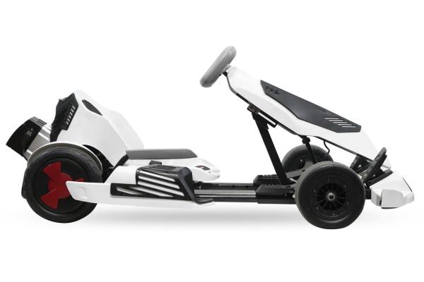 Kart electrica Eco Go Kart K1 2x 350W 54V 4Ah Lithiu-Ion #Negru 3