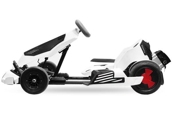 Kart electrica Eco Go Kart K1 2x 350W 54V 4Ah Lithiu-Ion #Negru 1