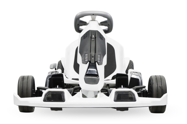 Kart electrica Eco Go Kart K1 2x 350W 54V 4Ah Lithiu-Ion #Negru 5