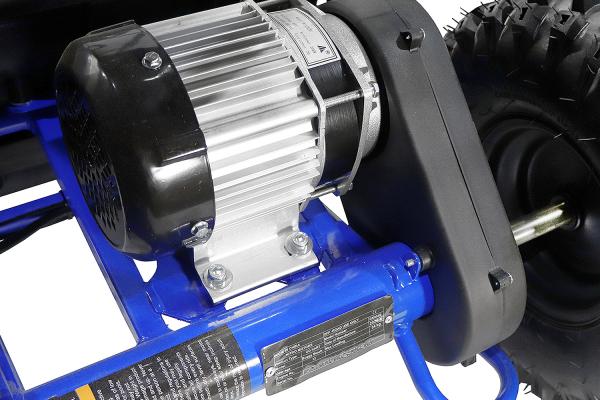 Buggy electric pentru copii NITRO Crosser 1000W 36V #Albastru 8