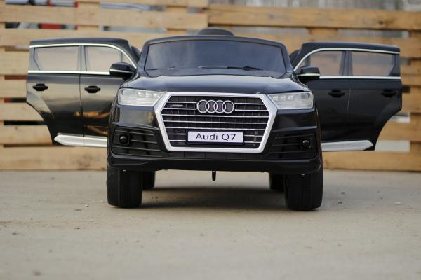 Masinuta electrica Audi Q7 2x35W 12V STANDARD #Negru 8