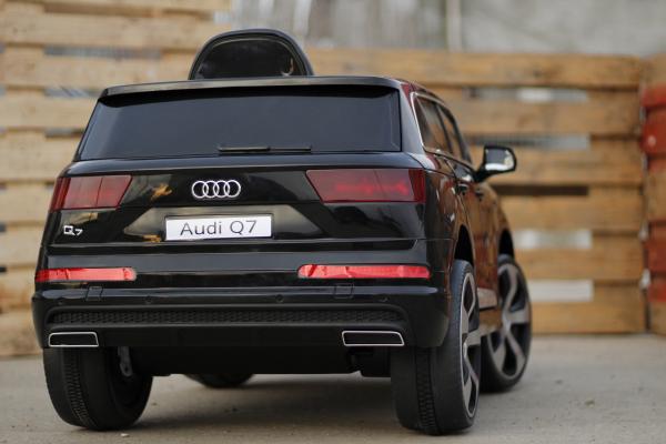 Masinuta electrica Audi Q7 2x35W 12V STANDARD #Negru 6