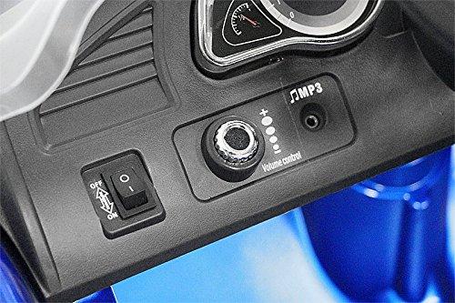 Masinuta electrica Audi RS5 2x35W STANDARD 12V MP3 #Albastru 3