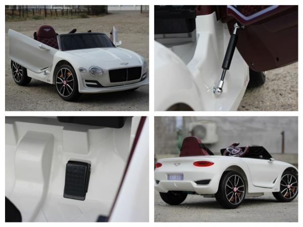 Masinuta electrica Bentley EXP12 PREMIUM #Alb 11