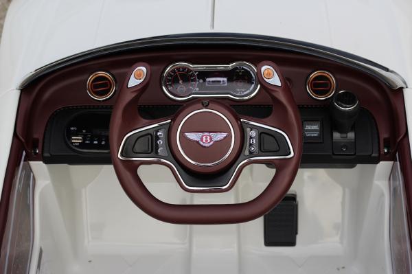 Masinuta electrica Bentley EXP12 PREMIUM #Alb 5