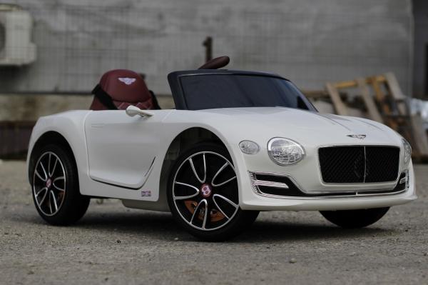 Masinuta electrica Bentley EXP12 PREMIUM #Alb 2