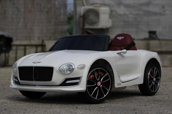 Masinuta electrica Bentley EXP12 PREMIUM #Alb 1