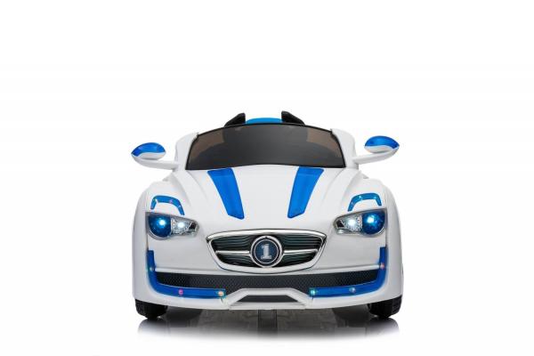 Masinuta electrica BLJ-9988 2x 35W 12V STANDARD #Albastru 1