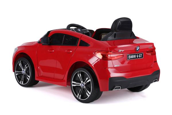 Masinuta electrica Bmw Seria 6 GT 12V PREMIUM #Rosu 1