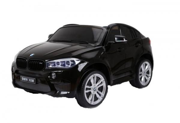 Masinuta electrica BMW X6M 12V XXL STANDARD #Negru 0