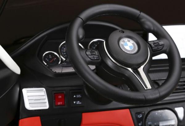 Masinuta electrica BMW X6M 12V XXL STANDARD #Rosu 1