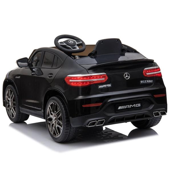 Masinuta electrica Mercedes GLC 63s 2x35W 12V STANDARD #Negru 1