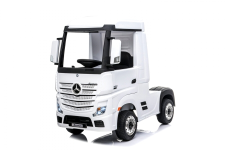 Camion Mercedes ACTROS 4x4 STANDARD 4x45W #Alb 0