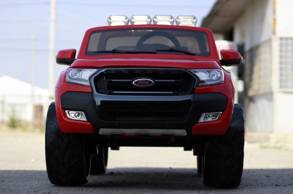 Masinuta electrica Ford Ranger 4x4 PREMIUM 4x35W #Rosu 1