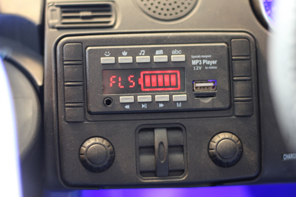 Masinuta electrica Maserati Levante 2x35W PREMIUM #Albastru 9