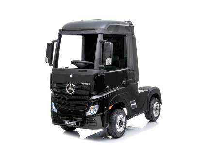 Kinderauto Mercedes ACTROS 4x4 PREMIUM 4x45W #Negru 0