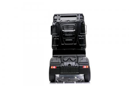 Kinderauto Mercedes ACTROS 4x4 PREMIUM 4x45W #Negru 1
