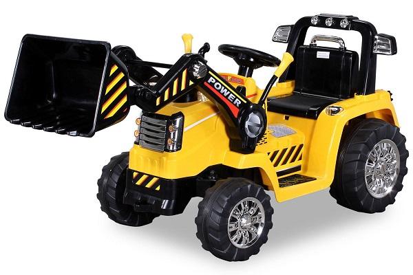 Excavator electric ZP1005 V12 STANDARD #Galben 0