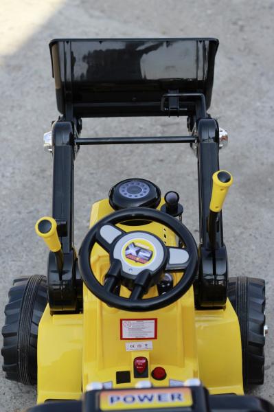 Excavator electric ZP1005 V12 STANDARD #Galben 8
