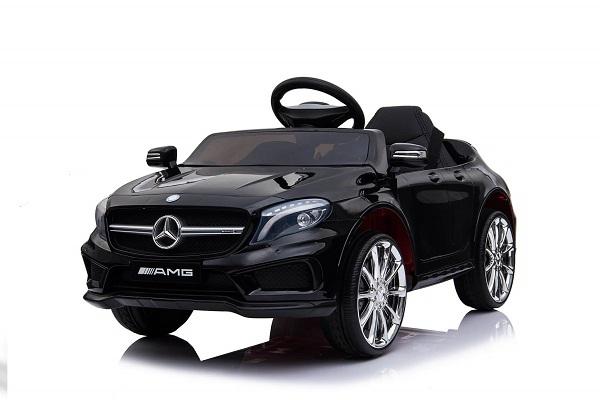 Kinderauto Mercedes GLA 45 2x30W STANDARD #Negru 2
