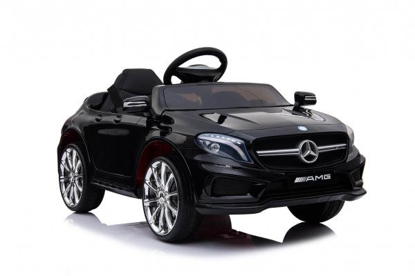 Kinderauto Mercedes GLA 45 2x30W STANDARD #Negru 6