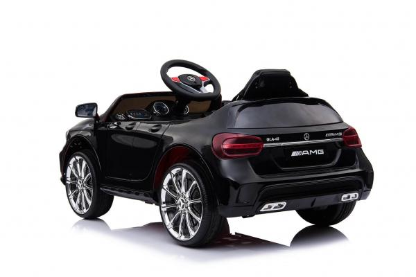 Kinderauto Mercedes GLA 45 2x30W STANDARD #Negru 3
