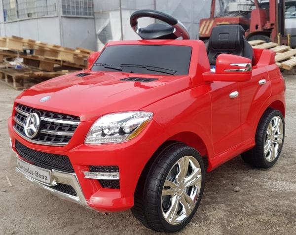 Kinderauto Mercedes ML350 STANDARD 1x25W #Rosu 1