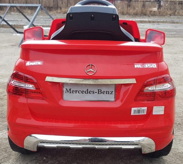 Kinderauto Mercedes ML350 STANDARD 1x25W #Rosu 8