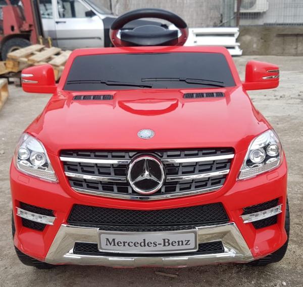 Kinderauto Mercedes ML350 STANDARD 1x25W #Rosu 2