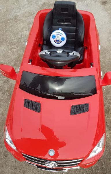 Kinderauto Mercedes ML350 STANDARD 1x25W #Rosu 6