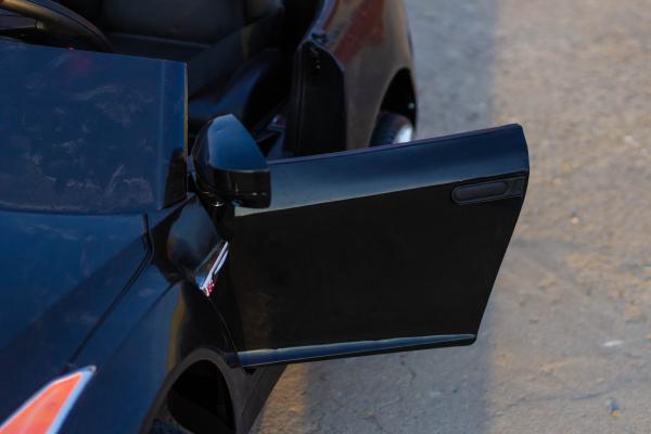 Masinuta electrica Nissan GTR R35 STANDARD 2x 35W 12V #Negru 2
